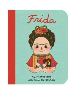 Frida Board Book