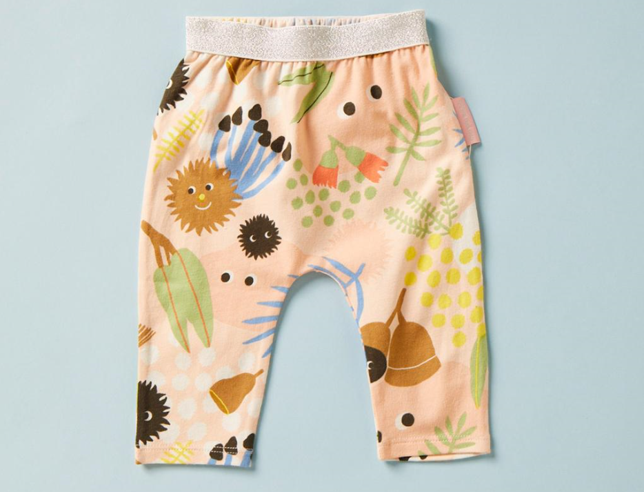 Gumnut Buds Leggings