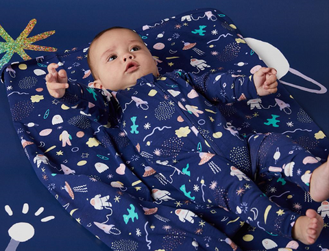 Space Out Baby Wrap