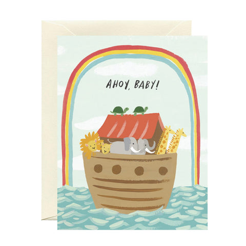 Noahs Ark Card