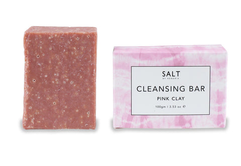 Pink Clay || Cleansing Bar