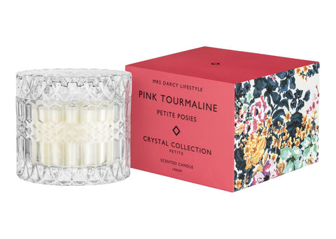 Candle Crystal Petite Pink Tourmaline