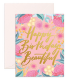 Birthday Beautiful Card