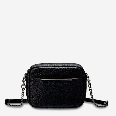 Cult Bag // Black Bubble