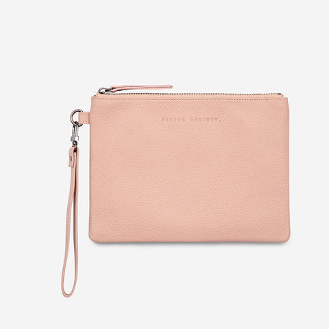 Fixation Clutch // Dusty Pink