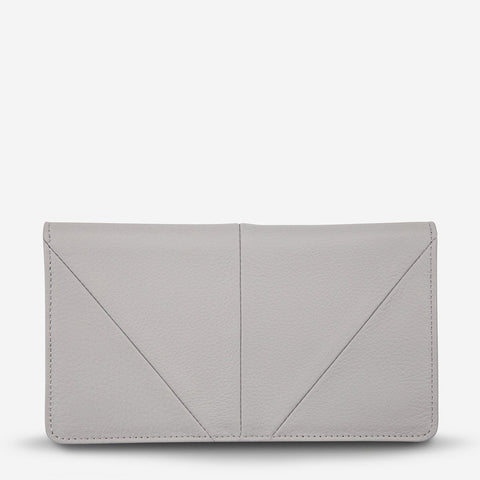 Triple Threat Wallet Grey