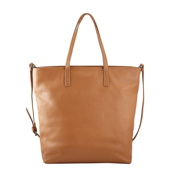 Fire On The Vine Bag // Tan