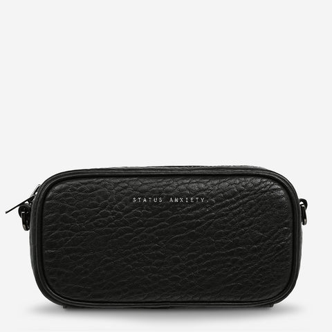 New Normal Bag Black Bubble