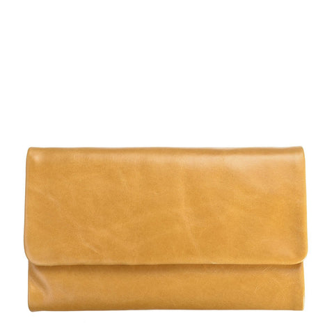 Audrey Wallet || Tan