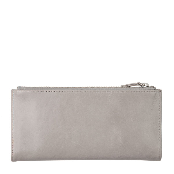 Dakota Wallet || Light Grey