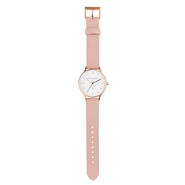 Inertia Watch // Blush + Copper