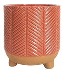Zari Planter Terracotta