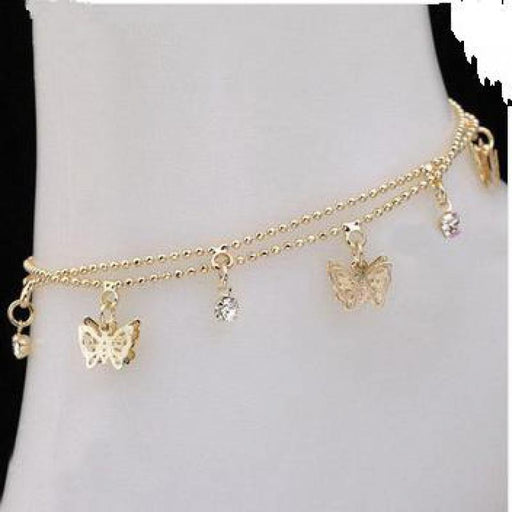 New Fashion Women's Foot Chain Summer Personality - Glow Gravity