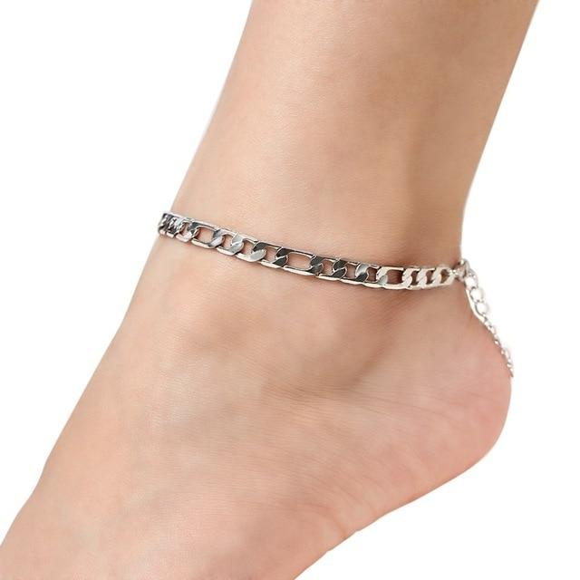 Ankle Chains Female Simple Anklets for Women 2020 - Glow Gravity