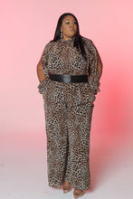 Load image into Gallery viewer, Leopard Queen Jumpsuit