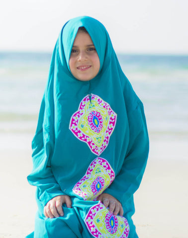 Children Prayer Gown