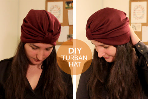 Turban finished product