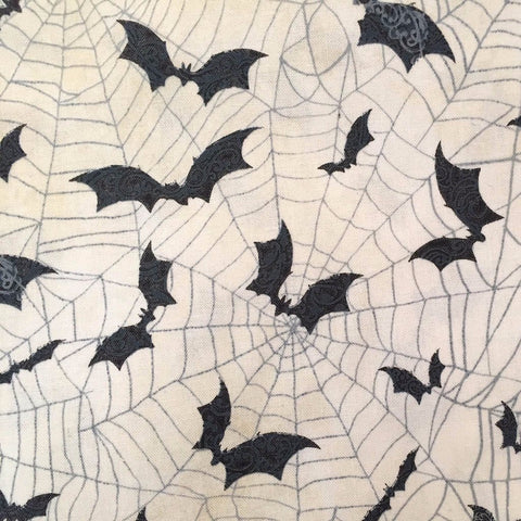 Bat Attack! craft cotton fabric
