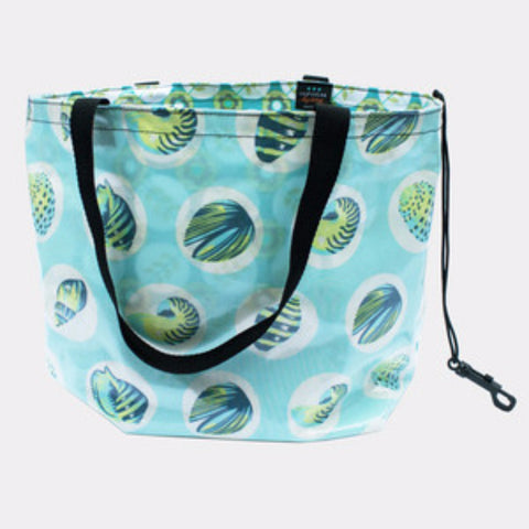 Coated Cotton Bay bag inspiration