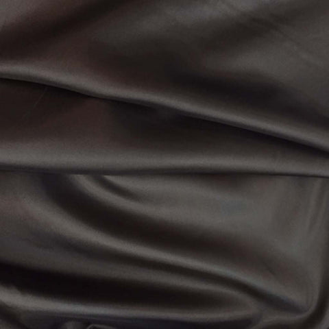 China Silk Habutae Black