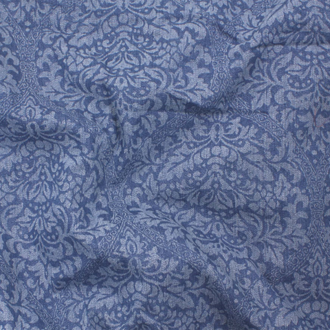 Damask Denim