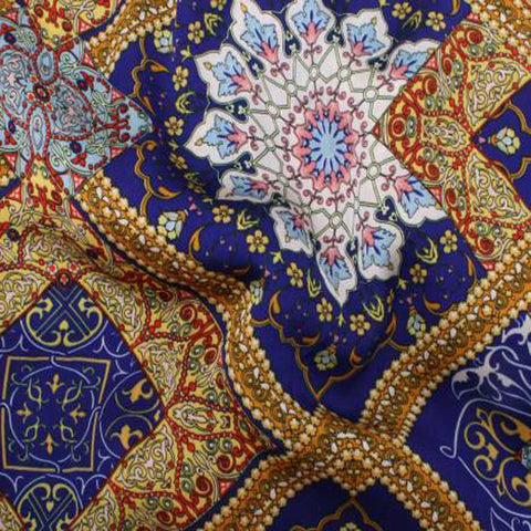 Farnoush Yoryu Satin Print fabric