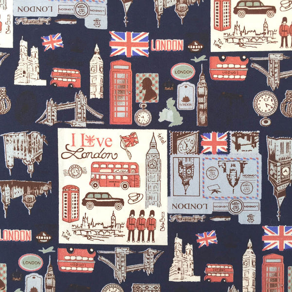 I Heart London Cotton