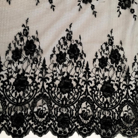 Irene Beaded Lace borders