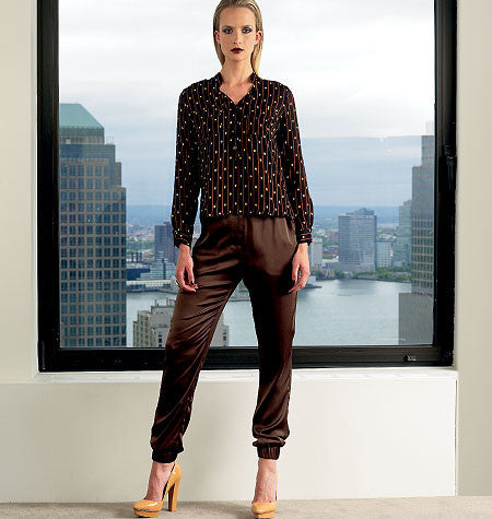 Rachel Comey Work Top and Pant