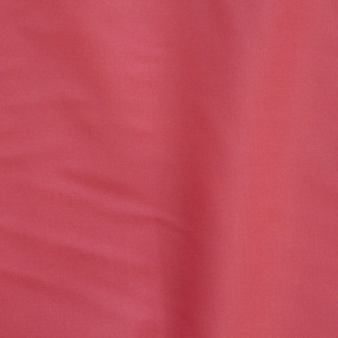 Cotton Sateen Coral