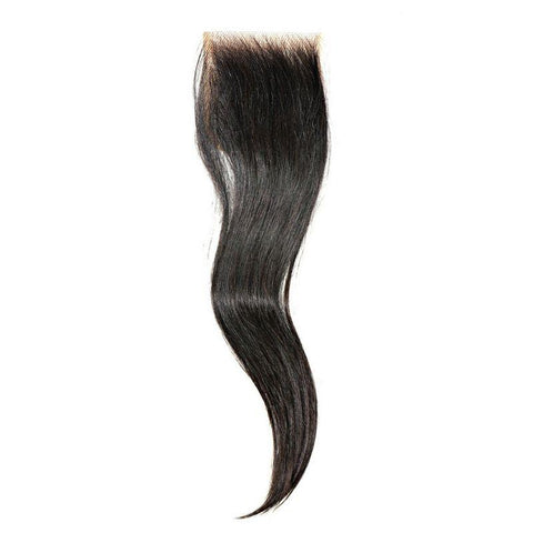 Vietnamese Straight Closure - MaleahMoura Beauty Supply