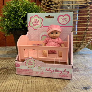 Baby's Busy Day Toy - Apothecary Gift Shop