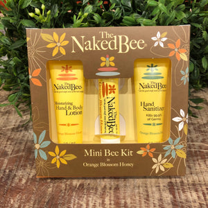 Naked Bee Mini Bee Kit - Apothecary Gift Shop
