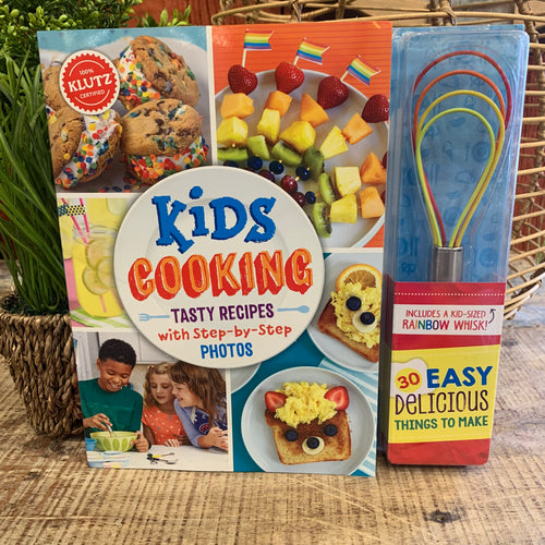 Kids Cooking Recipe Book by Klutz - Apothecary Gift Shop