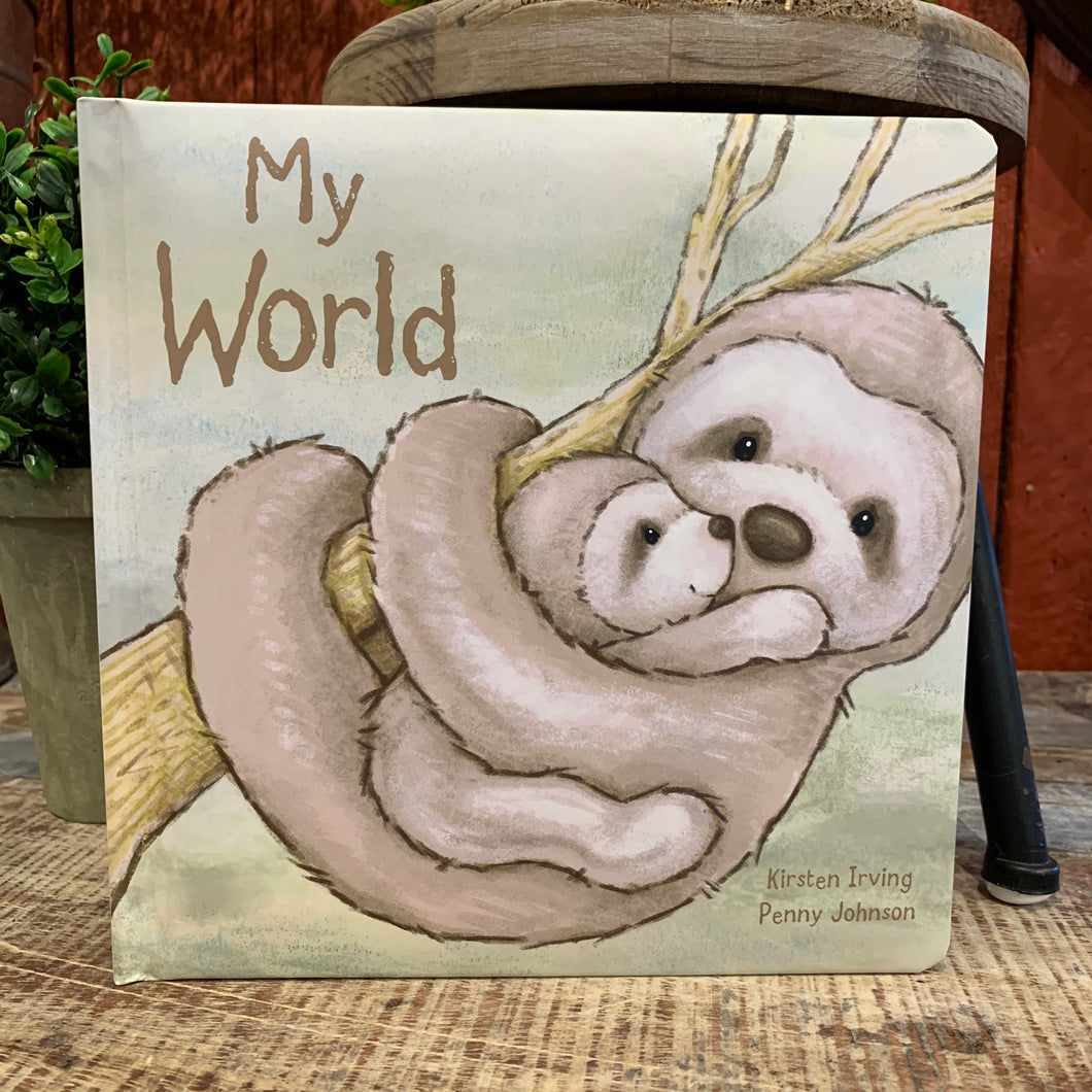My World Jellycat Book - Apothecary Gift Shop