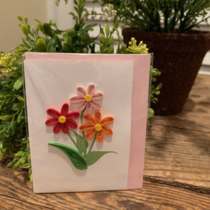 Gift Enclosure Quilling Cards - Apothecary Gift Shop