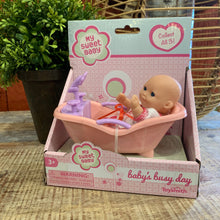 Load image into Gallery viewer, Baby's Busy Day Toy - Apothecary Gift Shop
