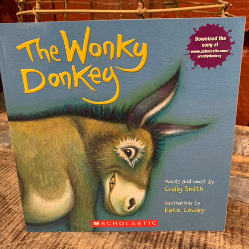 The Wonky Donkey Book - Apothecary Gift Shop