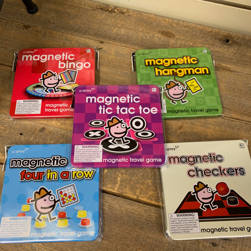 Magnetic Travel Games - Apothecary Gift Shop
