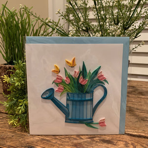 Quilling Cards - Apothecary Gift Shop