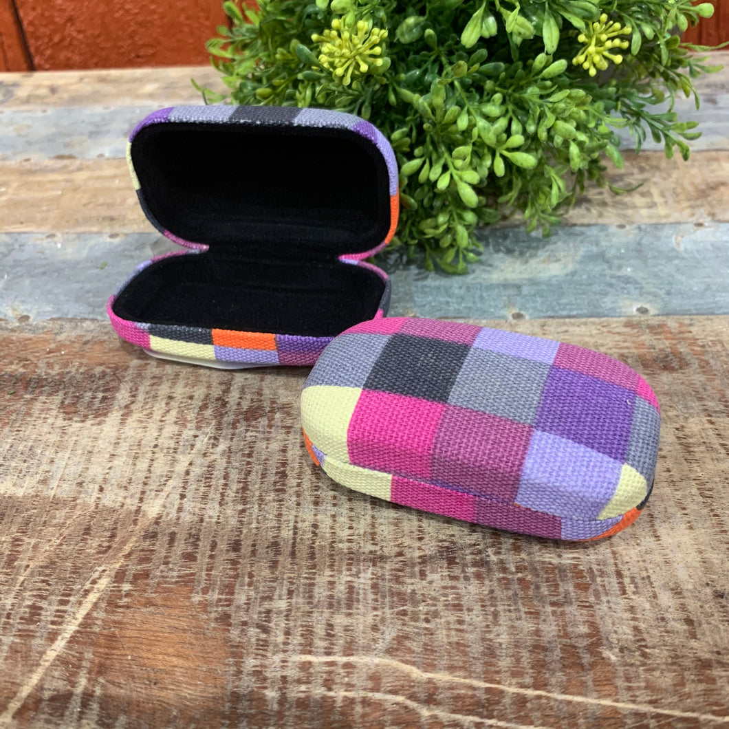 Plaid Travel Case - Apothecary Gift Shop