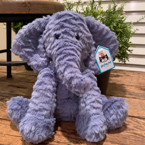 Fuddlewuddle Elephant Jellycat Stuffed Animal - Apothecary Gift Shop