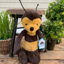 Load image into Gallery viewer, Bashful Bee Jellycat Stuffed Animal - Apothecary Gift Shop