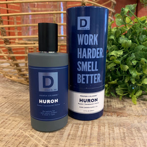 Duke Cannon Proper Cologne - Apothecary Gift Shop