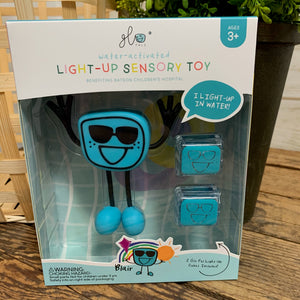 Water Activated Light Up Glo Pals