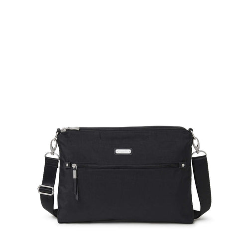 Baggallini Five Blocks Crossbody - Apothecary Gift Shop