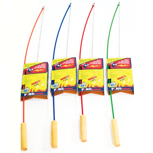 Fire Fishing Pole Roasters - Apothecary Gift Shop