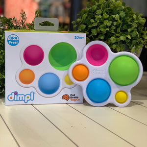 Dimpl Pop Toy - Apothecary Gift Shop