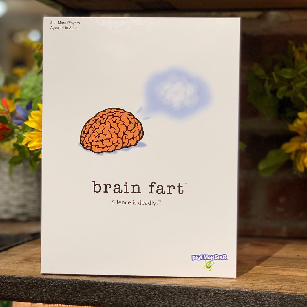 Brain Fart Game - Apothecary Gift Shop