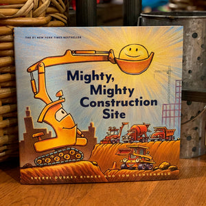 Mighty Mighty Construction Site - Apothecary Gift Shop